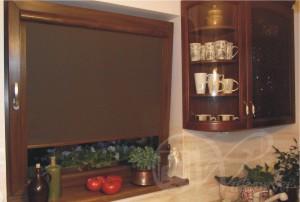 rolety okienne - materialowe