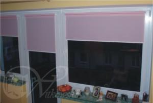 rolety mini na okna, kolor tkaniny A0910